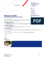 GA502263-New Policy Welcome Letter
