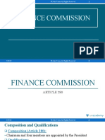 FINANCE COMMISSION By Jatin Verma