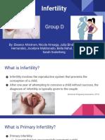 gyn infertility presentation