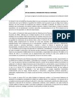 borrador decreto regulacion concierto social AT-25-10-19