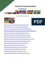 1000+ brilliant diy projects handbook