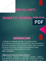 antidiabetic herbs