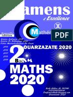 وطنيات العلوم الرياضية 2020 - الأستاذ بدر الدين الفاتحي