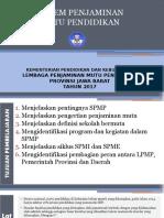 1. Pengantar SPMP