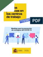 Guia del govern espanyol per als treballadors