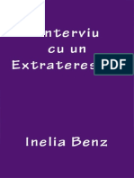 2009 Inelia Benz - Interviu cu un Extraterestru