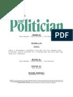 The-Politician-episode-script-1-01-Pilot