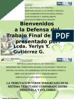diapositivas tesis tributos verdes