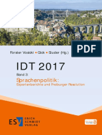 IDT 2017 Band 3