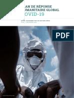 Plan de Réponse Humanitaire Global - COVID-19 (Avril - Décembre) - Vérsion Abrégée