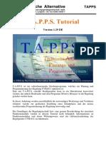TAPPS_Tutorial_1.29_DE.pdf