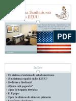 El sistema sanitario en los EEUU revised