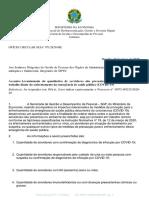 OFÍCIO CIRCULAR SEI nº 971 - 2020 ME