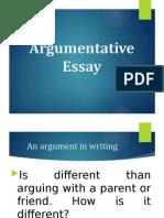 Argumentative Essay.pptx