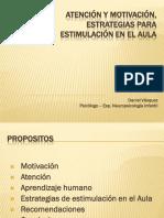 Atención y Motivación, estrategias para estimulación en el Aula.pdf
