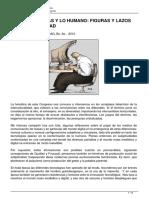 LAS TECNOLOGIAS Y LO HUMANO FIGURAS Y LAZOS - revista subjetividad