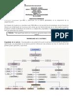 Guia 2 quimica sexto,  tema materia y sus propiedades