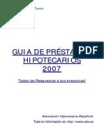 Guia hipotecaria A.H.E 2014-15