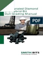 12-BT-0092 Impreg Dull Grade Book