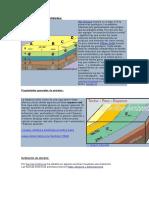 Estratigrafía y Mineralogía