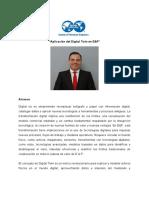 Brochure Gabriel Tortolero