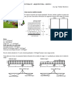 ejercicio de diseño de losas macizas unidireccionales