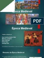 Trabalho de História 7º ano - Época Medieval