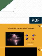 S01-Carga Electrica y Fuerza de Coulomb
