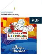 Feria Pachuca 2019 | DÓNDE HAY FERIA