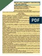 PLAN ÚNICO DE CUENTAS COLOMBIA 2020