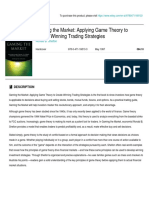 Wiley_Gaming the Market_ Applying Game Theory to Create Winning Trading Strategies_978-0-471-16813-3