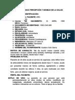 CASO CLINICO PERCEPCIÓN Y MANEJO DE LA SALUD.docx