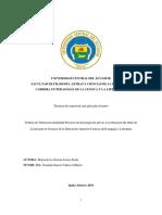 TESIS DE TÉCNICAS DE VOZ-ECUADOR