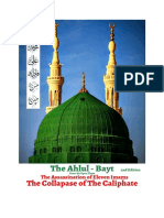 The Ahlul-Bayt 2nd Edition the Assassination of Eleven Imams the Collapse of the Caliphate