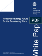 Renewable Energy for Developing Countries