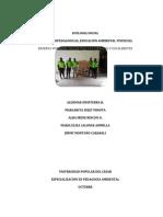 Actividad 1 - Ecologia Social