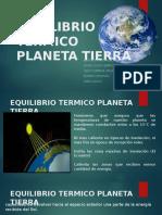 EQUILIBRIO TERMICO PLANETA TIERRA Agroclimatologia (1)