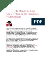 Ruta por la Mariña de Lugo