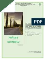 Problemario Unidades 3 y 4 Analisis