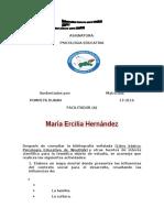 TAREA 3 DE PSICOLOGIA EDUCATIVA