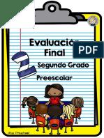 2° Evaluación Final