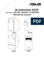 Manual ASUS PC M31AD