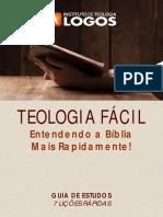 eBook Teologia Facil 7 Licoes (1)