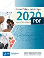 national-diabetes-statistics-report