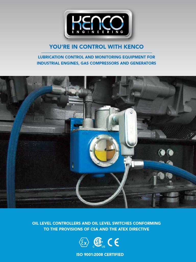KENCO ENGINEERING 25654ML NEW IN BOX 25654ML