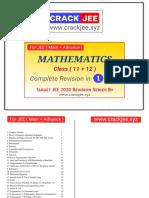 Maths Formulae Book For JEE Main & Advanced.pdf
