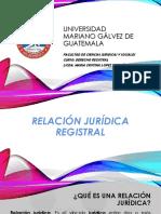 TERCERA CLASE PRESENTACIONES RELACIÓN JURÍDICA REGISTRAL.pdf