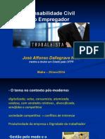 25.11.2014-Responsabilidade-Civil-do-Empregador-Mafra.ppt