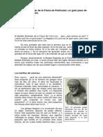 EL MODELO ESTANDAR DE LA FISICA DE PARTICULAS CLAUDIA GARCIA GARCIA