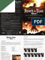 AoT DBG Rulebook Web